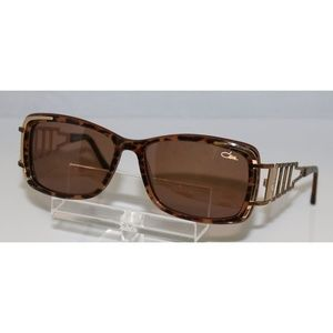 New Authentic Cazal Brown Sunglasses